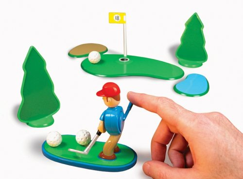 Desktop Office Golf Game