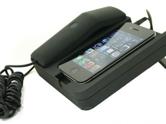 Desktop Retro Phone For iPhone