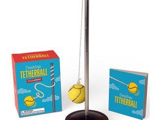 Desktop Tetherball