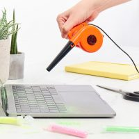 Desktop USB Leaf Blower