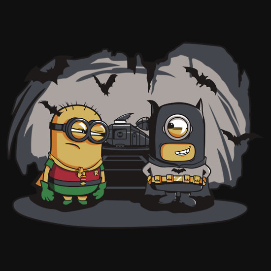 Despicable Bats T-Shirt