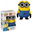 Despicable Me Dave Pop Vinyl Figure
