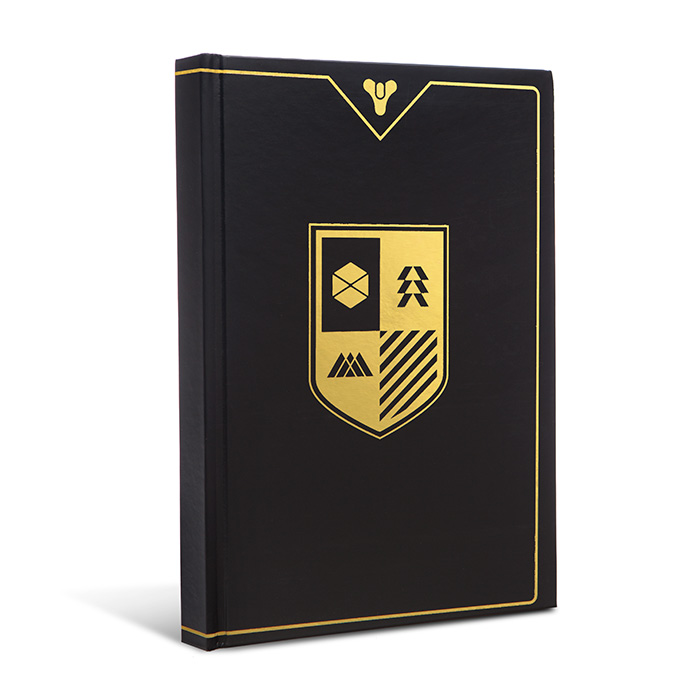 Destiny Grimoire Journal