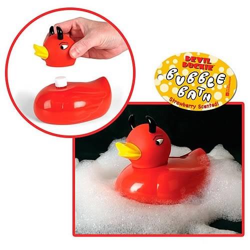 Devil Duckie Bubble Bath