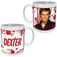 Dexter Color Changing Mug