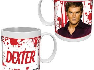 Dexter Color Changing Mug