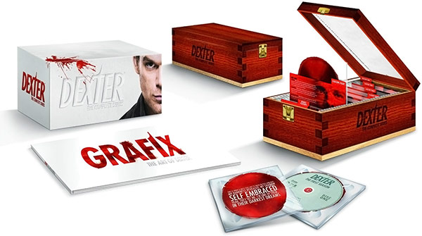 Dexter: Complete Series Collection Blu-ray Set
