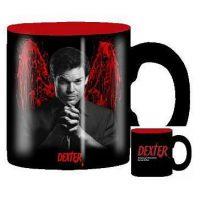 Dexter Dark Passenger Black Mug