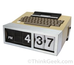 Dharma Initiative Alarm Clock