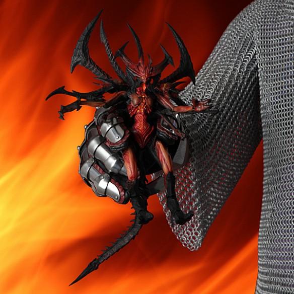 Diablo III Action Figure - Diablo