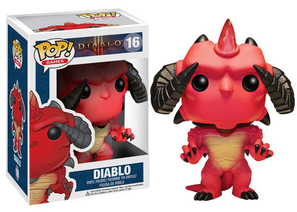 Diablo Lord of Terror Pop Vinyl Figure