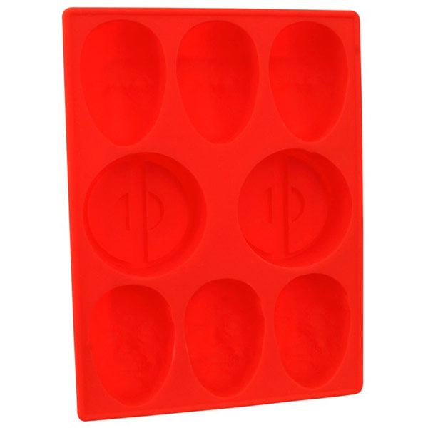 Diamond Select Marvel Deadpool Silicone Tray