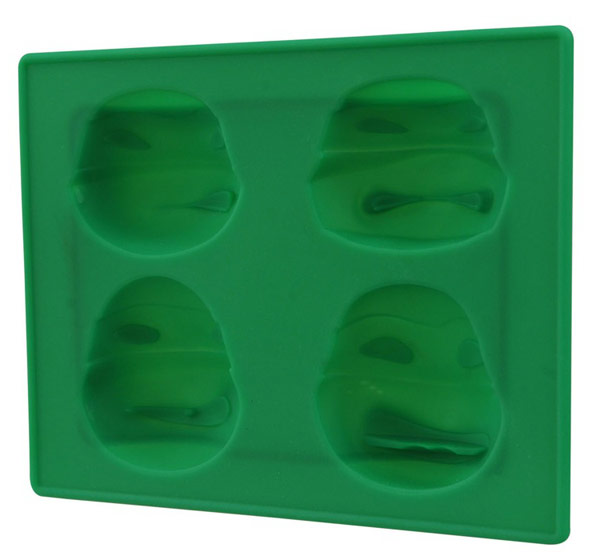 Diamond Select Teenage Mutant Ninja Turtles Silicone Tray