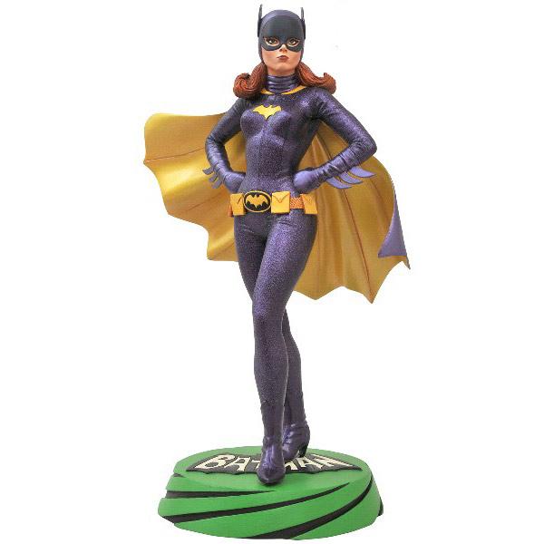 Diamond Select Toys Batman 66 TV Series Batgirl Statue