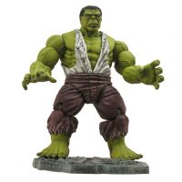 Diamond Select Toys Marvel Select Savage Hulk Action Figure