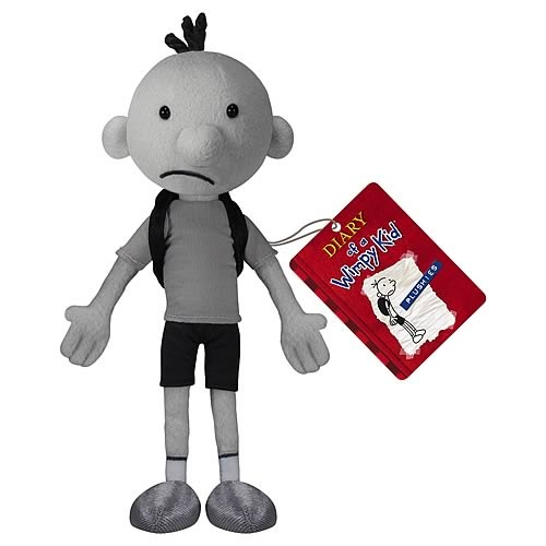 Diary of a Wimpy Kid 8-Inch Plush