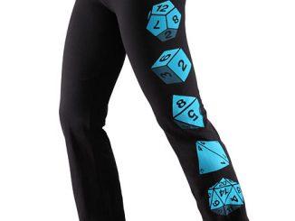 Dice Yoga Pants