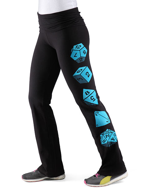 Dice Yoga Pants
