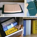 Dictionary Desk Pillows