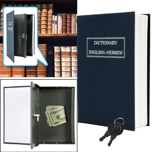 Dictionary Diversion Book Safe