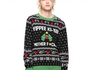 Die Hard Christmas Fair Isle Sweater