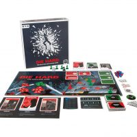 Die Hard Nakatomi Heist Board Game