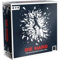 Die Hard The Nakatomi Heist Board Game Box