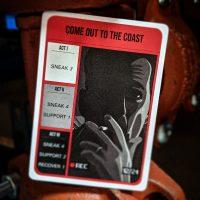 Die Hard The Nakatomi Heist Board Game Card