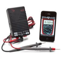 Digital Voltage Meter for iPhone
