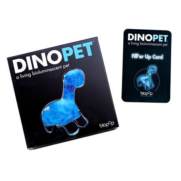 Dino Bioluminescent Pet