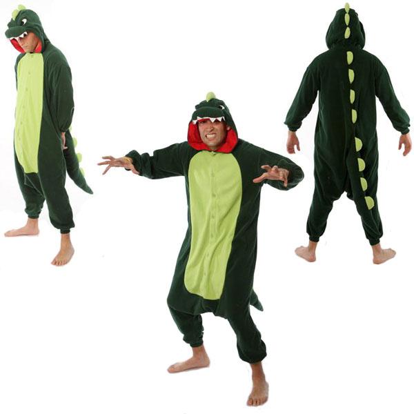 Dinosaur Kigurumi Pajamas