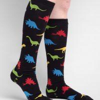 Dinosaur Knee Socks
