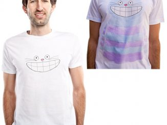 Disappearing Cheshire Cat T-Shirt