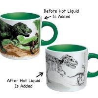 Disappearing Dinosaur Mug