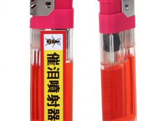 Discreet Lighter Pepper Spray