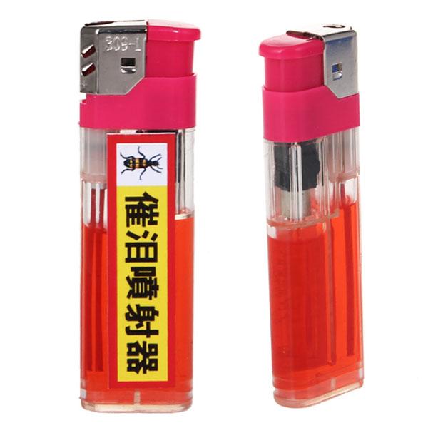 Discreet Lighter Pepper Spray