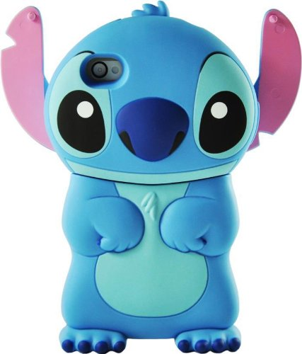 Case Design stich phone case : ... Ear Flip Hard Case For iPhone . Itu2019s made to look just like Stitch