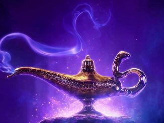 Disney Aladdin 2019 Movie Poster