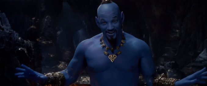 Disney Aladdin Special Look