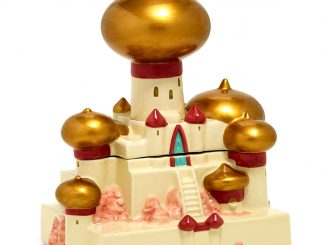 Disney Aladdin Sultans Palace Cookie Jar