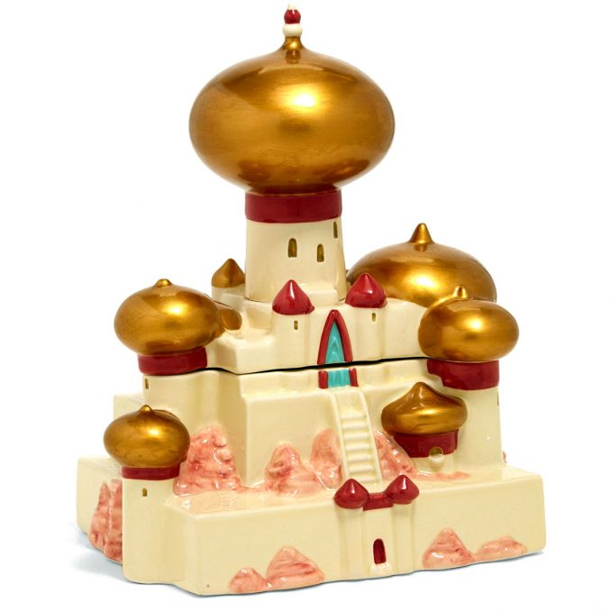 Disney Aladdin Sultans Palace Cookie Jar