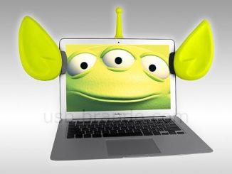 Disney Alien USB Speaker