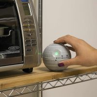 Disney Death Star Kitchen Timer