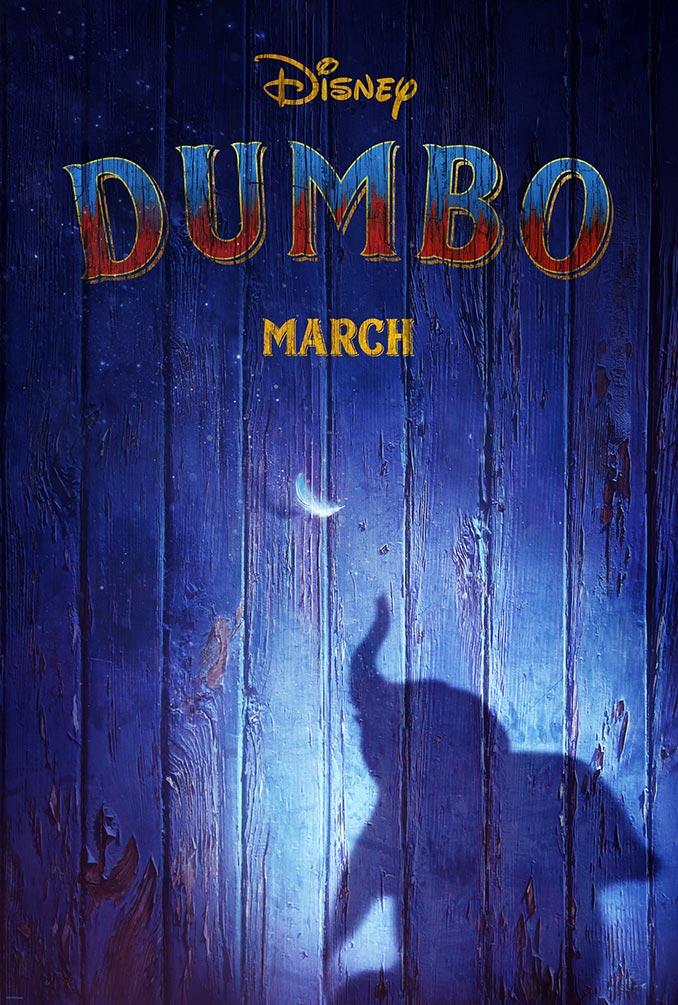 Disney Dumbo 2019 Poster