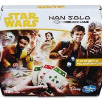 Disney Hasbro Star Wars Han Solo Card Game