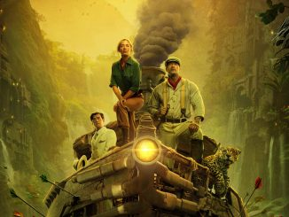 Disney Jungle Cruise Movie Trailer