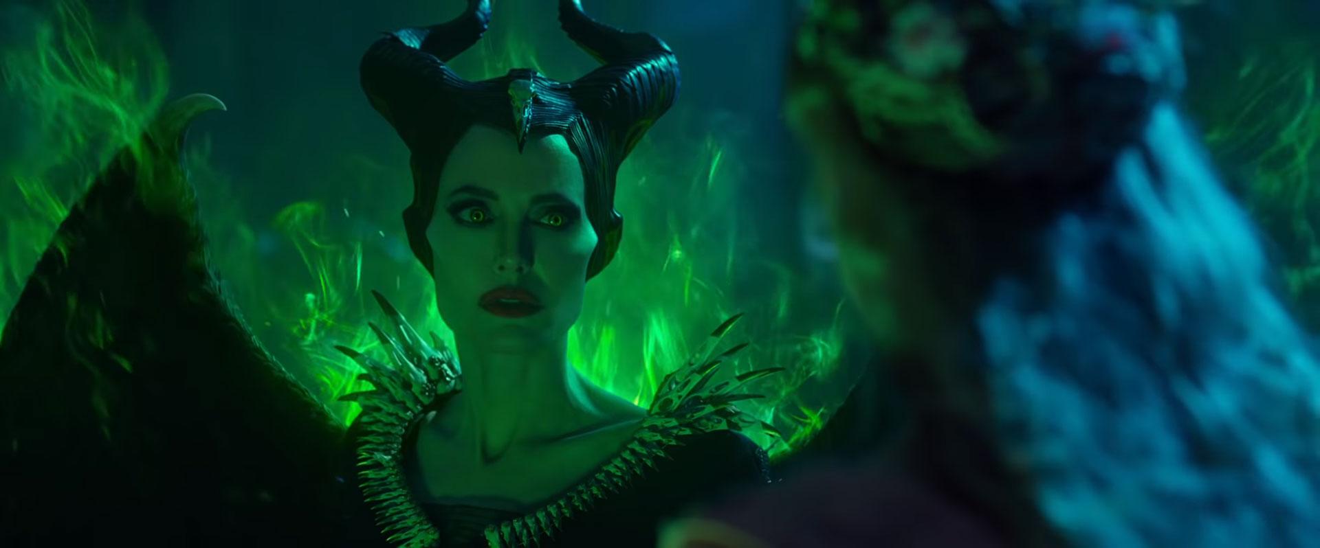 Disney S Maleficent Mistress Of Evil Teaser Trailer