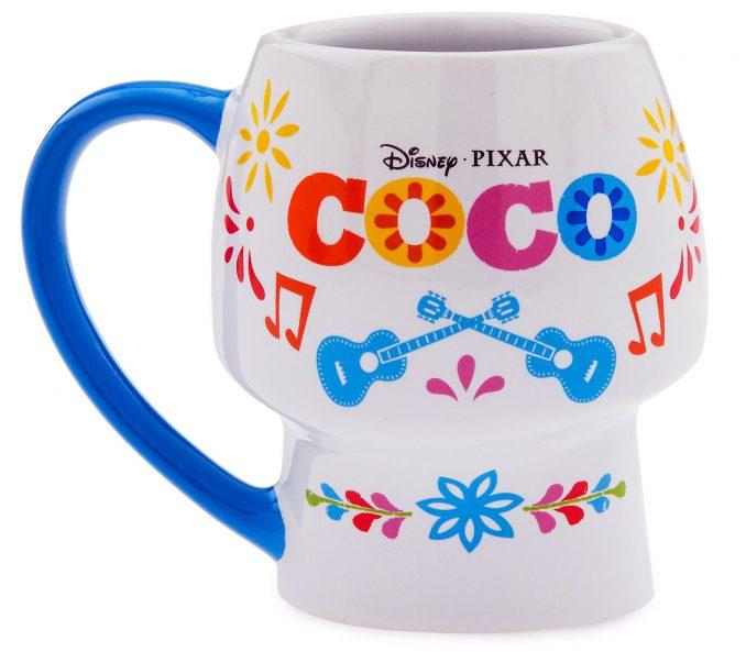 Disney Pixar Coco Sugar Skull Mug