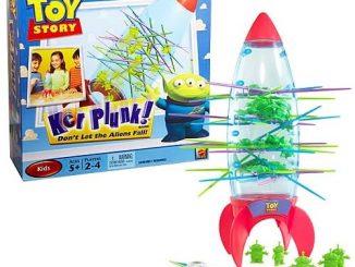 Disney Pixar Toy Story Ker Plunk! Game