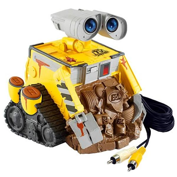 Disney Pixar WALL-E TV Games